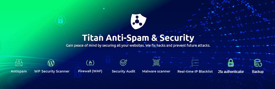 Titan Anti-spam & Security