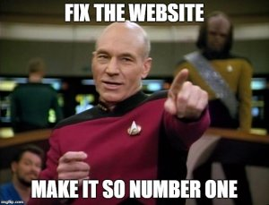 Picard Fix Website